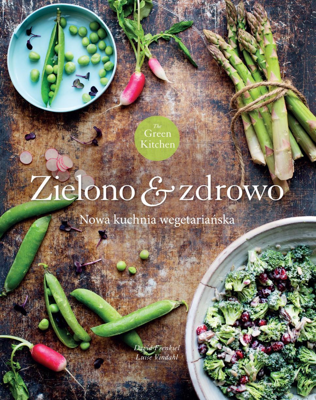 Purity Cookbook Green Cover ~ Książki kulinarne cookmagazine