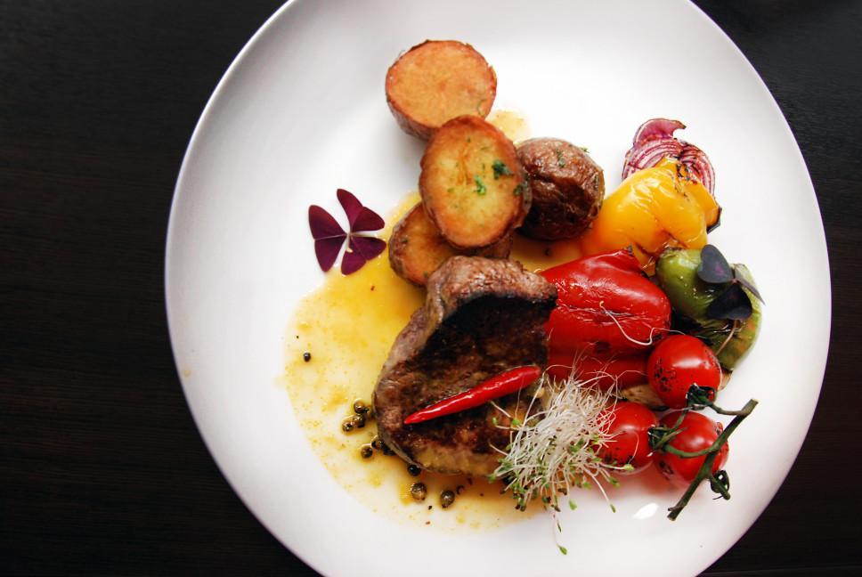 Cafe Loft Kuchnia Fusion Cookmagazine