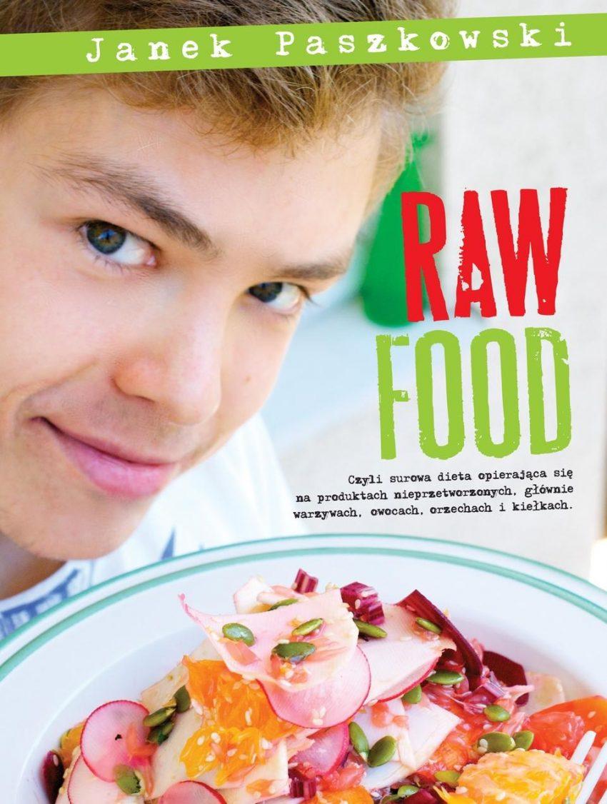 Surowo Kolorowo Luksusowo Raw Food Cookmagazine