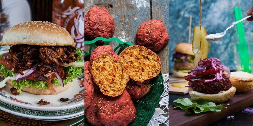 4 Lutego Warsztaty Wegańskich Burgerów Kraków Cookmagazine