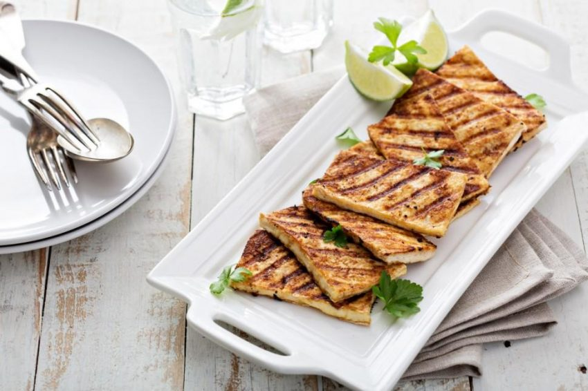 Grillowane Tofu Przepis Cookmagazine