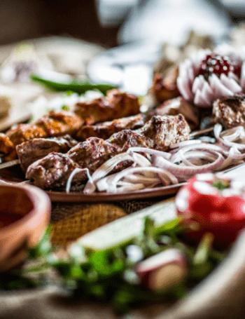 Gruziński Grill Warsztaty Kulinarne Cookmagazine